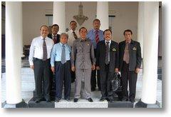 Observasi Kepeminpinan 6 bupati Walikota